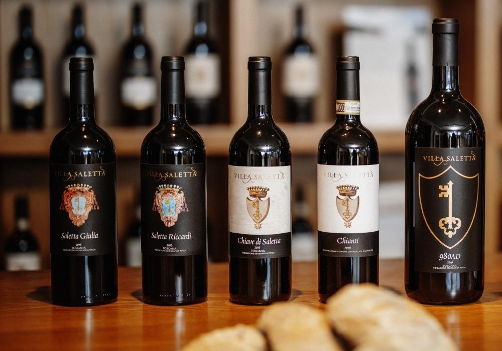 Anno nuovo annata nuova: entra in commercio la 2016 dei rossi di Villa Saletta