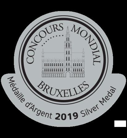 Concours Mondial de Bruxelles 2019